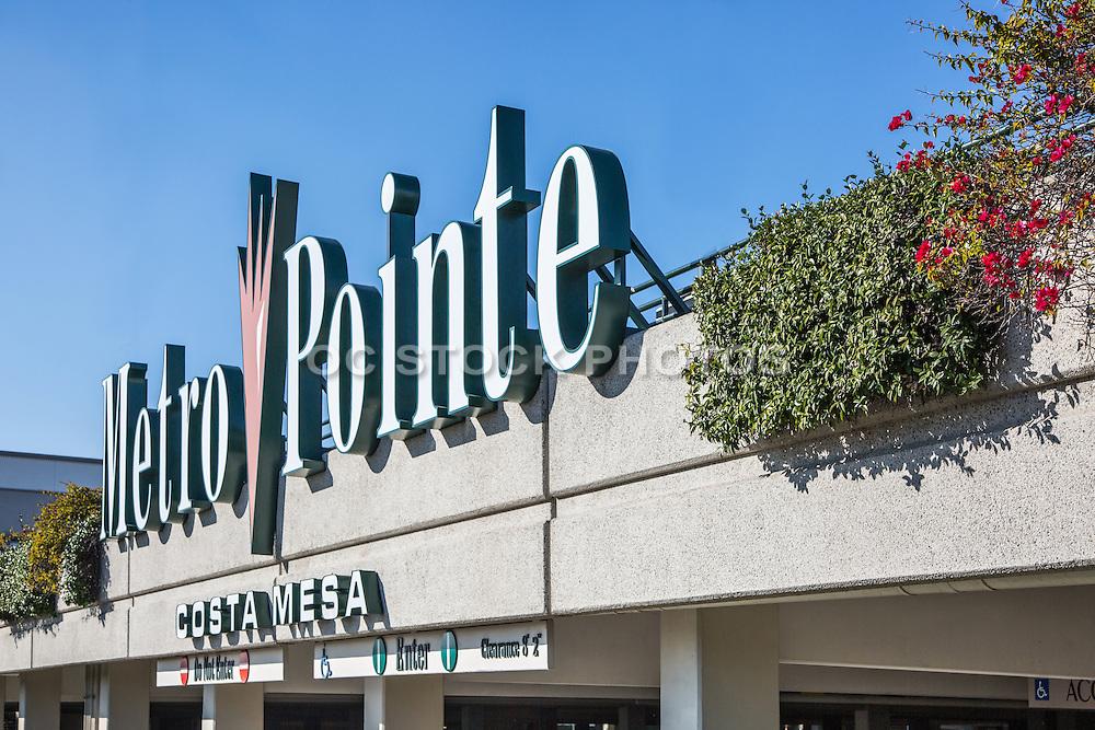 Metro Pointe at South Coast in Costa Mesa California