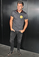 LONDON - September 04: Leandro Penna at the Jeans for Genes - Launch Party (Photo by Brett D. Cove)