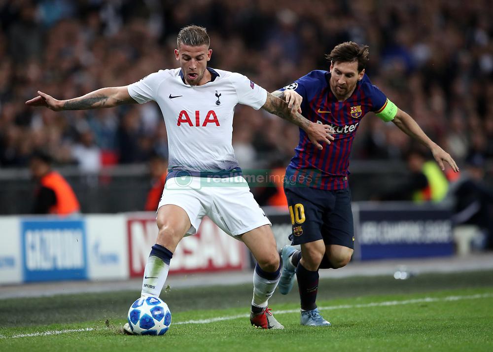 صور مباراة : توتنهام - برشلونة 2-4 ( 03-10-2018 )  38929735