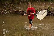 Survey of Mad River by Trout Unlimited 8/14/2011.  Volunteers from Cub Scouts and Boy Scouts helped with the survey.