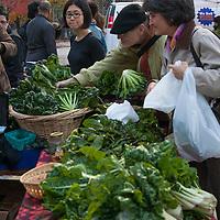Dufferin Grove Organic Farmers Market is open year round.