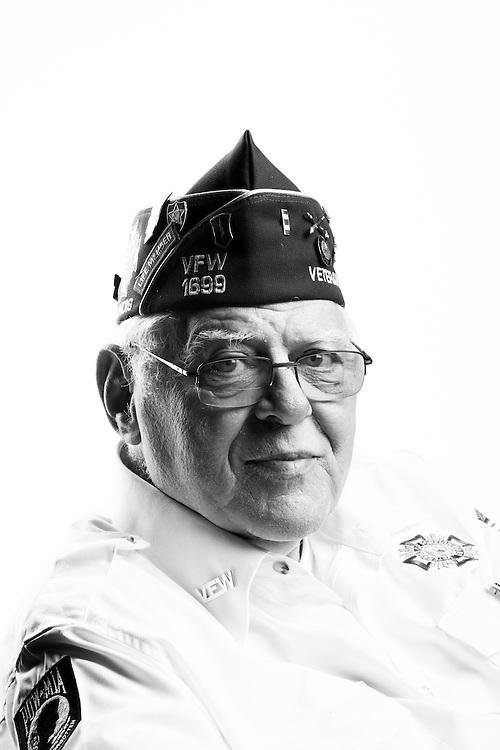 James W. Bernachi<br /> Army<br /> Spec. 4<br /> Artillery<br /> 1966 - 1969<br /> Vietnam, Gulf War, Korea<br /> <br /> Veterans Portrait Project<br /> St. Louis, MO