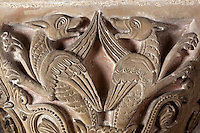 Canterbury Cathedral Crypt Capitals