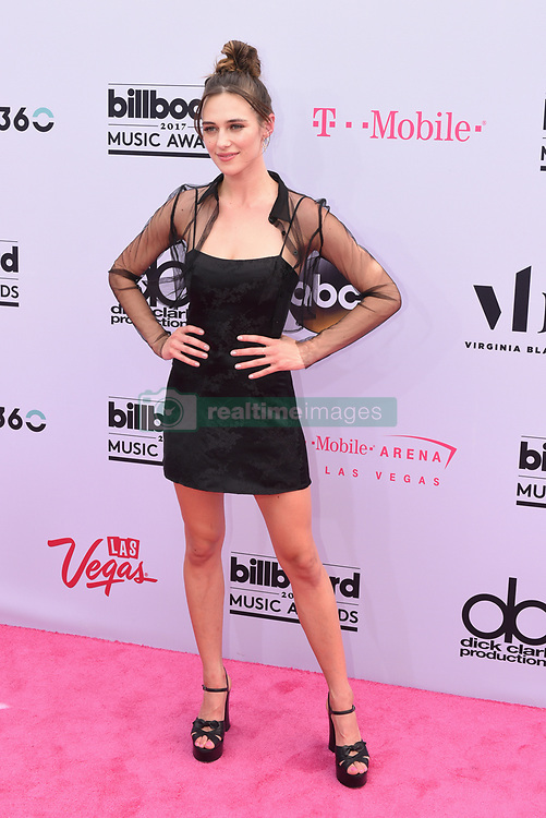 Internet personality Devon Lee Carlson at 2017 Billboard Music Awards held at T-Mobile Arena on May 21, 2017 in Las Vegas, NV, USA (Photo by Jason Ogulnik) *** Please Use Credit from Credit Field ***