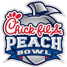 Peach Bowl Logo