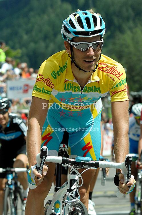 05.07.2011, AUT, 63. OESTERREICH RUNDFAHRT, 3. ETAPPE, KITZBUEHEL-PRAEGRATEN, im Bild Fredrik Kessiakoff, (SWE, Pro Team Astana) // during the 63rd Tour of Austria, Stage 3, 2011/07/05, EXPA Pictures © 2011, PhotoCredit: EXPA/ S. Zangrando