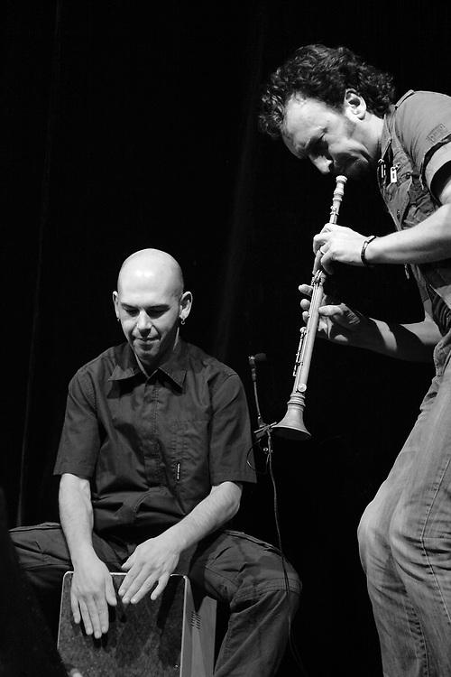 Yvon  MOLARD et David PASQUET