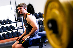 Sam Lewis of Worcester Warriors during preseason training ahead of the 2019/20 Gallagher Premiership Rugby season - Mandatory by-line: Robbie Stephenson/JMP - 06/08/2019 - RUGBY - Sixways Stadium - Worcester, England - Worcester Warriors Preseason Training 2019