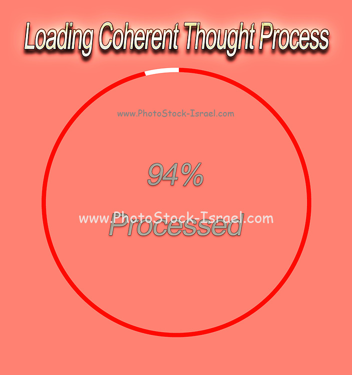 Famous humourous quotes series: Loading Coherent thought process