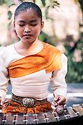 Shinta Mani Angkor picnic on the edge of Srah Srang baray (reservoir)