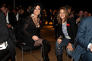 NANCY DELL D'OLIO; TRACEY EMIN, Annual Lighthouse Gala Auction in aid of the Terrence Higgins Trust.  Christie's, King St. London. 21 March 2011. .-DO NOT ARCHIVE-© Copyright Photograph by Dafydd Jones. 248 Clapham Rd. London SW9 0PZ. Tel 0207 820 0771. www.dafjones.com.