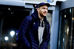 Josh Rogers of Bristol Flyers arrives at SGS Wise Arena prior to kick off - Photo mandatory by-line: Ryan Hiscott/JMP - 06/12/2019 - BASKETBALL - SGS Wise Arena - Bristol, England - Bristol Flyers v Sheffield Sharks - British Basketball League Championship