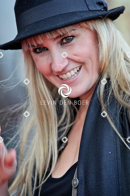 KAATSHEUVEL/EFTELING - Vanmiddag vond in Theater de Efteling de galapremiere plaats van de musical Kruimeltje, een coproductie van Rick Engelkes Producties en Efteling Theaterproducties.  Met op de foto Peggy Vrijens. FOTO LEVIN DEN BOER - PERSFOTO.NU
