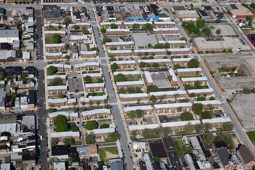 Perkins Homes is a family development with 688 units, located within the East Harbor Empowerment Zone of the Fells Point area.