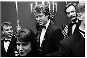 Earl Charles Spencer. Berkeley Dress Show. Savoy. 13/4/87© Copyright Photograph by Dafydd Jones 66 Stockwell Park Rd. London SW9 0DA Tel 020 7733 0108 www.dafjones.com