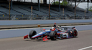 Indy 500 2013 Practice;, National Guard