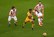 Stoke City v Crystal Palace 11th Feb 2017