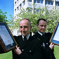 Perth Police Bravery...8.5.2000<br />