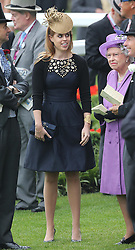 Princess Beatrice  at Ladies Day at Royal Ascot 2013, Thursday, 20th June 2013<br /> Picture by Stephen Lock / i-Images