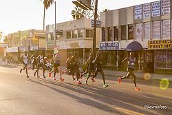 ASICS Los Angeles Marathon weekend<br /> Los Angeles, California March 8, 2020<br /> photo © Kevin Morris