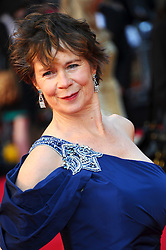 Celia Imrie at the Olivier Awards 2012 at the Royal Opera House in London, 15 th April 2012 Photo by: Chris Joseph / i-Images