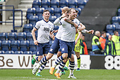 Preston North End v Rotherham United 290417