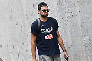 Alessandro Gentile<br /> Nazionale Italiana Maschile Senior - Trentino Basket Cup 2019<br /> Italia Italy Romania Romania<br /> FIP 2019<br /> Trento, 30/07/2019<br /> Foto M.Ceretti / Ciamillo-Castoria
