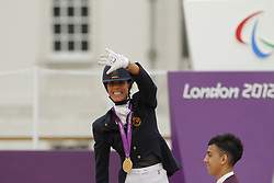 George, Michele<br /> , <br /> London Paralympics 2012<br /> Grade IV<br /> © www.sportfotos-lafrentz.de/ Stefan Lafrentz