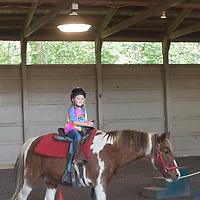 Horseriding at Masthope