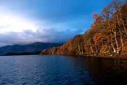 UK ENGLAND CUMBRIA WINDERMERE NOV99 - Autumn atmosphere near Lake Windermere.. . jre/Photo by Jiri Rezac. . © Jiri Rezac 1999. . Tel:   +44 (0) 7050 110 417. Email: info@jirirezac.com. Web:   www.jirirezac.com