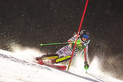 Jessica Hilzinger (GER) during the Ladies' Slalom at 56th Golden Fox event at Audi FIS Ski World Cup 2019/20, on February 16, 2020 in Podkoren, Kranjska Gora, Slovenia. Photo by Matic Ritonja / Sportida