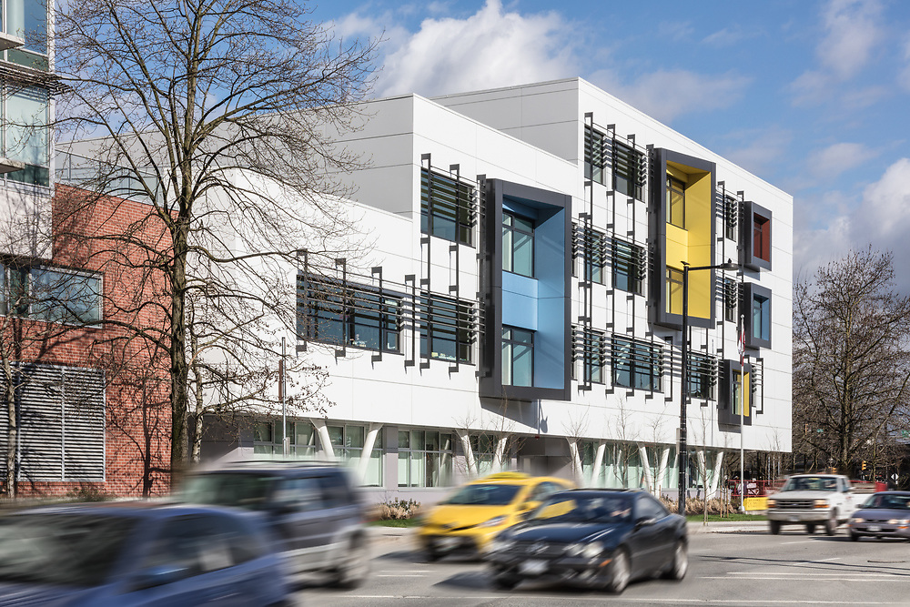 Crosstown Elementary School, Vancouver | Urban Context | Francl Architecture