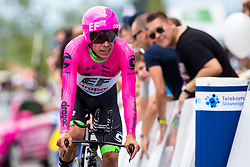 Rigoberto Uran of Team EF Education Cannondale during 5th Time Trial Stage of 25th Tour de Slovenie 2018 cycling race between Trebnje and Novo mesto (25,5 km), on June 17, 2018 in  Slovenia. Photo by Matic Klansek Velej / Sportida