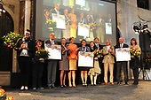 Willem-Alexander en Máxima bij Appeltjes van Oranje