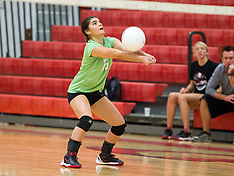 10/07/15 HS Volleyball Bridgeport vs. Elkins