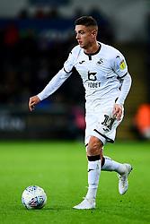 Kristoffer Peterson of Swansea City - Mandatory by-line: Ryan Hiscott/JMP - 29/11/2019 - FOOTBALL - Liberty Stadium - Swansea, England - Swansea City v Fulham - Sky Bet Championship