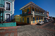 Historic home in the San German historic district, San German, Puerto Rico