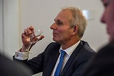 David Lidington in Scotland for Brexit business talks. Edinburgh, 16 November 2018