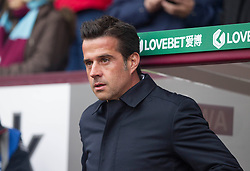 Everton manager Marco Silva before the match - Mandatory by-line: Jack Phillips/JMP - 05/10/2019 - FOOTBALL - Turf Moor - Burnley, England - Burnley v Everton - English Premier League