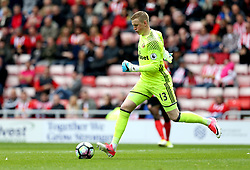 Jordan Pickford of Sunderland - Mandatory by-line: Robbie Stephenson/JMP - 13/05/2017 - FOOTBALL - Stadium of Light - Sunderland, England - Sunderland v Swansea City - Premier League