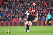 Simon Francis (2) of AFC Bournemouth during the Premier League match between Bournemouth and Tottenham Hotspur at the Vitality Stadium, Bournemouth, England on 11 March 2018. Picture by Graham Hunt.