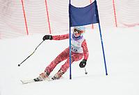 BWL at Gunstock J5 giant slalom, J4 slalom  March 3, 2012.