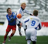 Fotball, 29. oktober 2006, Adeccoligaen, Tromsdalen - Pors (2-2).<br /> SPESIAL TIL TA<br /> Foto: Tom Benjaminsen / DIGITALSPORT