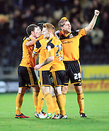 Hull City v Wolverhampton Wanderers 061112