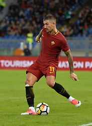 October 25, 2017 - Italy - Aleksandar Kolarov during the Italian Serie A football match between A.S. Roma and F.C. Crotone at the Olympic Stadium in Rome, on october 25, 2017. (Credit Image: © Silvia Lor/Pacific Press via ZUMA Wire)