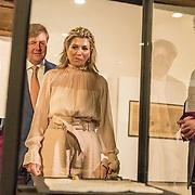 LUX/Luxemburg/20180523 - Staatsbezoek Luxemburg dag 2,  Koningin Maxima en Koning Willem Alexander