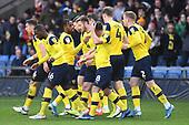 Oxford United v Wycombe Wanderers 211219