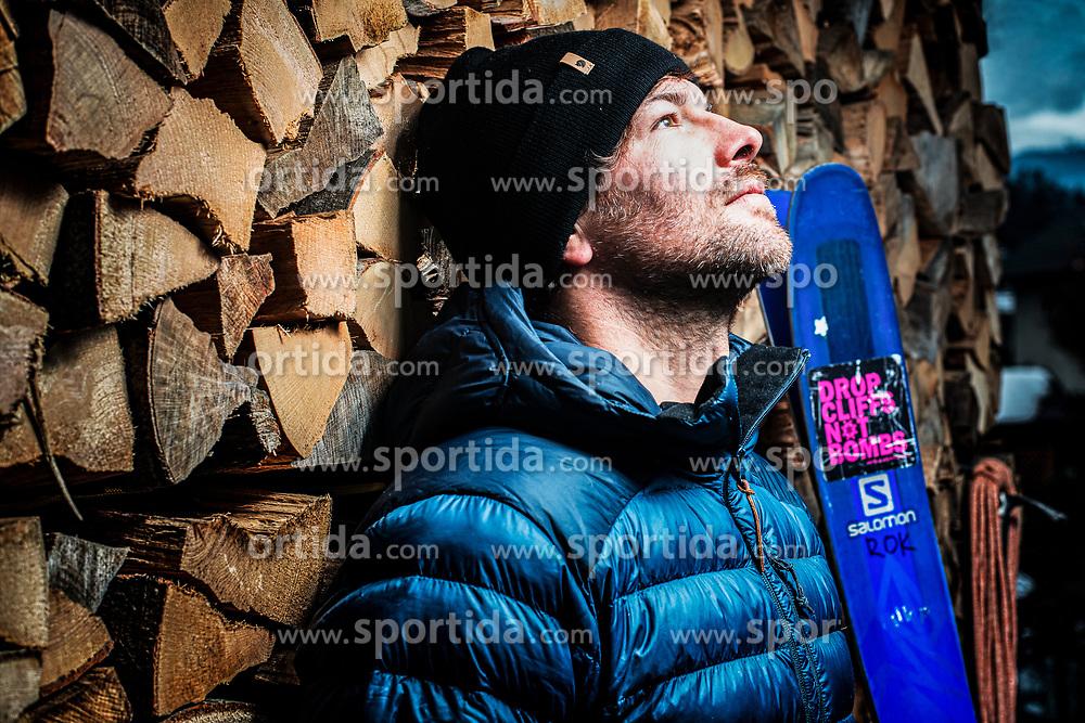IFMGA International Mountain Guide Rok ZALOKAR during Interview on December 16, 2019l, Bled, Slovenia. Photo by Peter Podobnik / Sportida