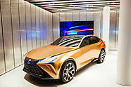 Lexus Intersect MeatPacking NYC Luncheon