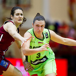 20160220: SLO, Basketball - Eurobasket 2017 Women Qualifications, Slovenia vs Latvia
